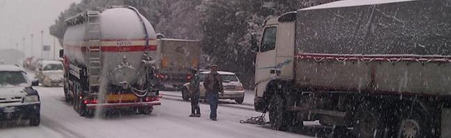 Ordinanze obbligo delle catene o pneumatici invernali