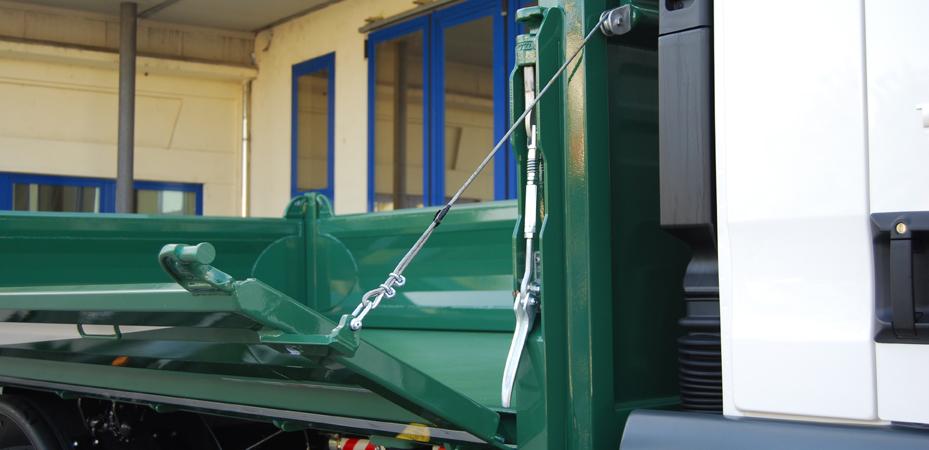 Officine BPM allestimenti camion Servizio Strade