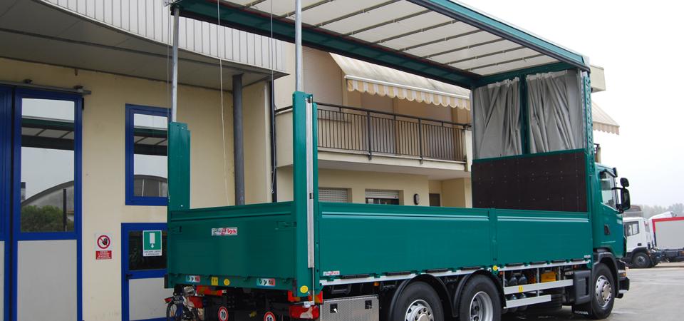 Officine BPM - trasporto legnami pregiati e complementi arredo