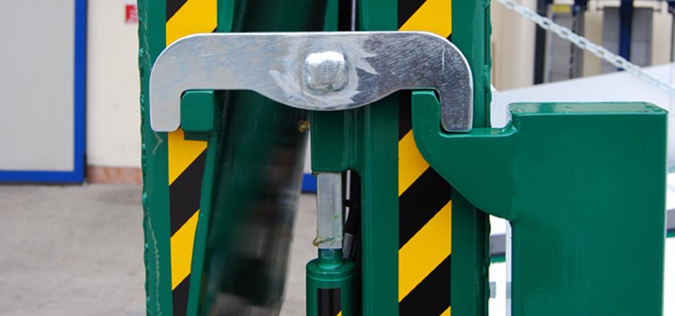 Sicura idraulica rampe - Officine BPM
