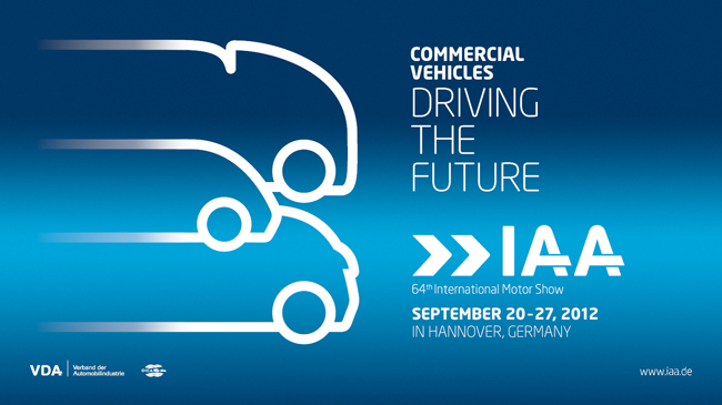 IAA Commercial Vehicles di Hannover