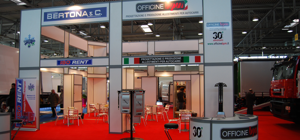 Officine BPM al Transpotec 2013