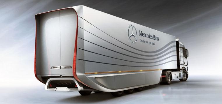 Dall'UE nuove leggi per i trasporti su gomma: quando aerodinamicità significa risparmio e sicurezza