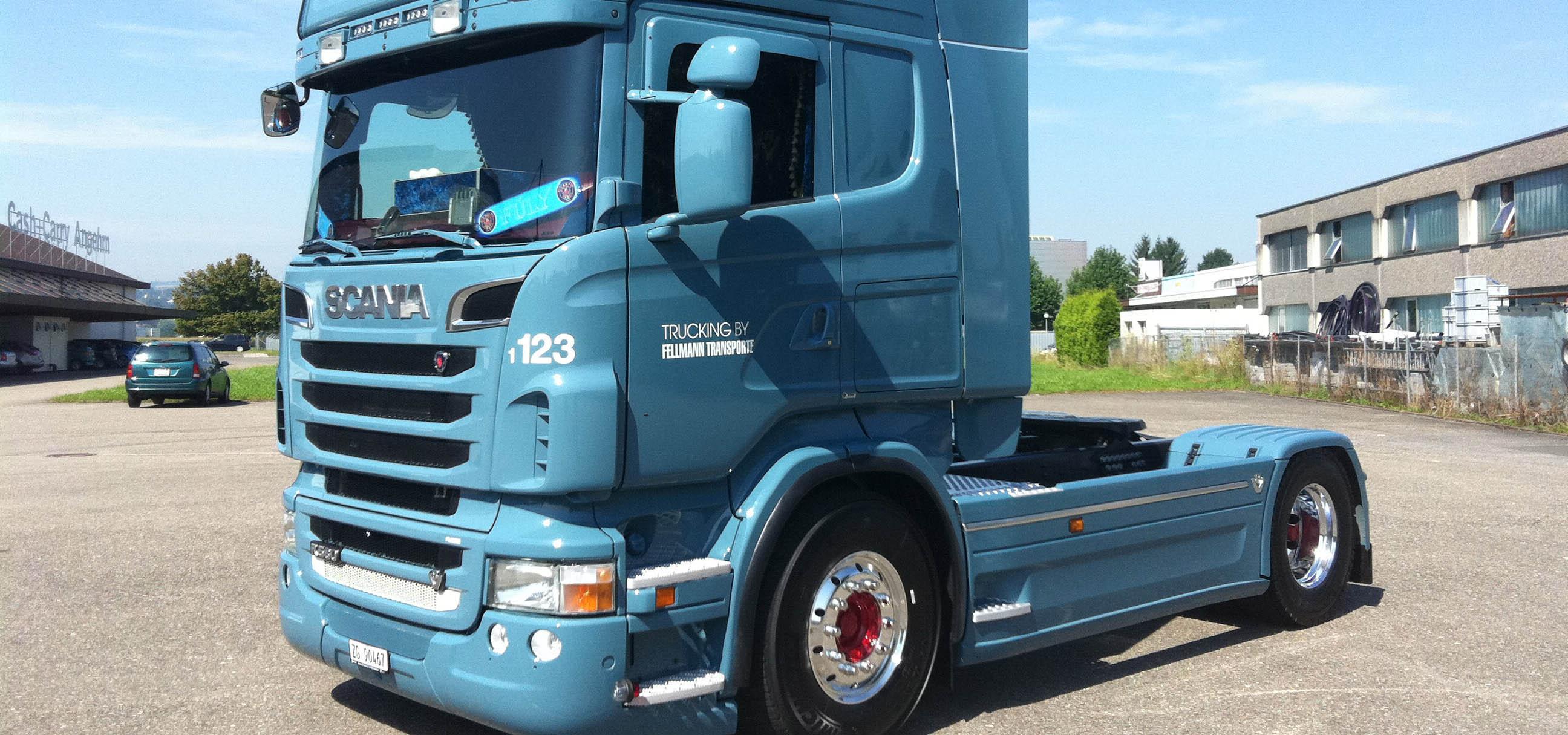 Scania G480 – prestazioni e risparmio