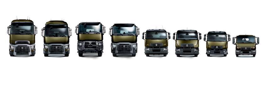 Renault Trucks rivoluziona tutte le gamme