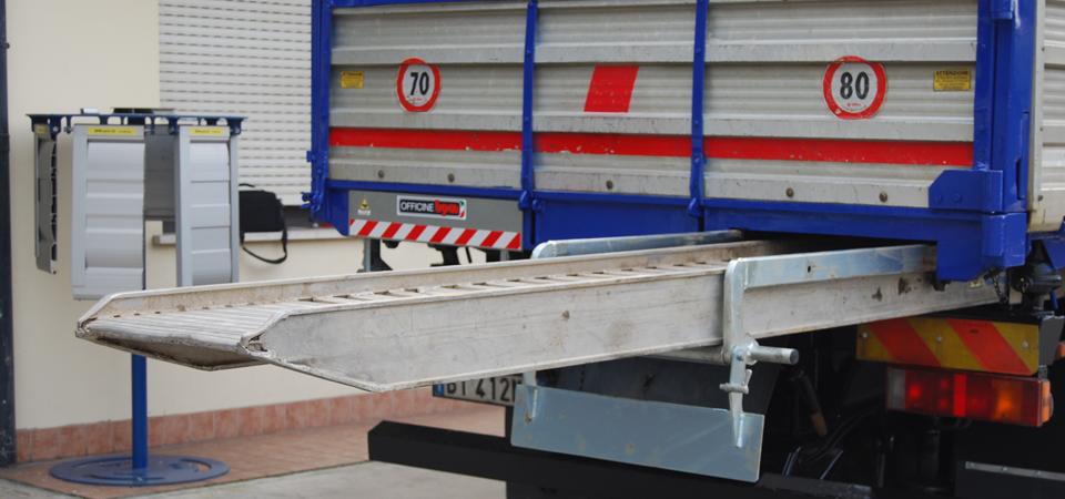 new rampe sotto cassano ribaltabile MAN