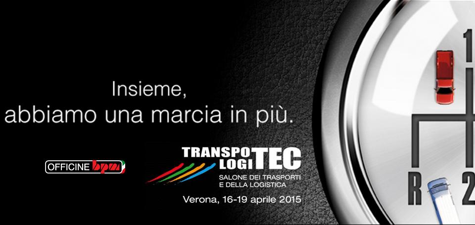 Officine BPM al Transpotec 2015