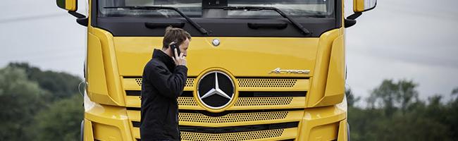 La tecnologia di Mercedes per ridurre gli incidenti? L'ABA4 (Active Brake Assist)
