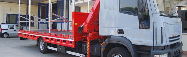 Allestimenti di rimorchi per camion: settembre segna un calo del 6,1%