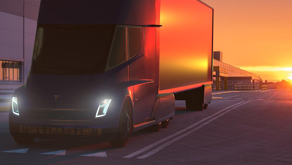 Tutto pronto per il lancio di Tesla Semi Truck nel 2020.