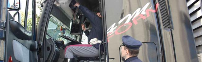 Allestimenti per autocarri: nuove norme per il tachigrafo digitale