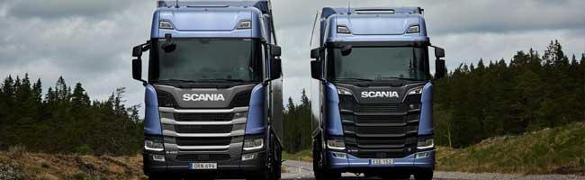 Nuove Serie R e S di Scania: Officine BPM anticipa le novità