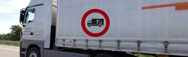 I blocchi alla circolazione per i mezzi pesanti nel 2018