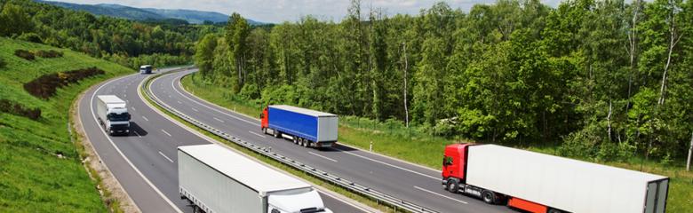 Parco circolante veicoli industriali 2019: la situazione regione per regione.