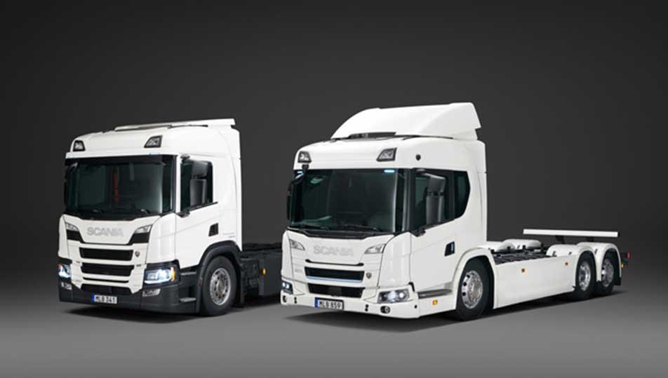 Scania: nuovi veicoli elettrici per rinnovare e innovare il sistema di trasporto merci.