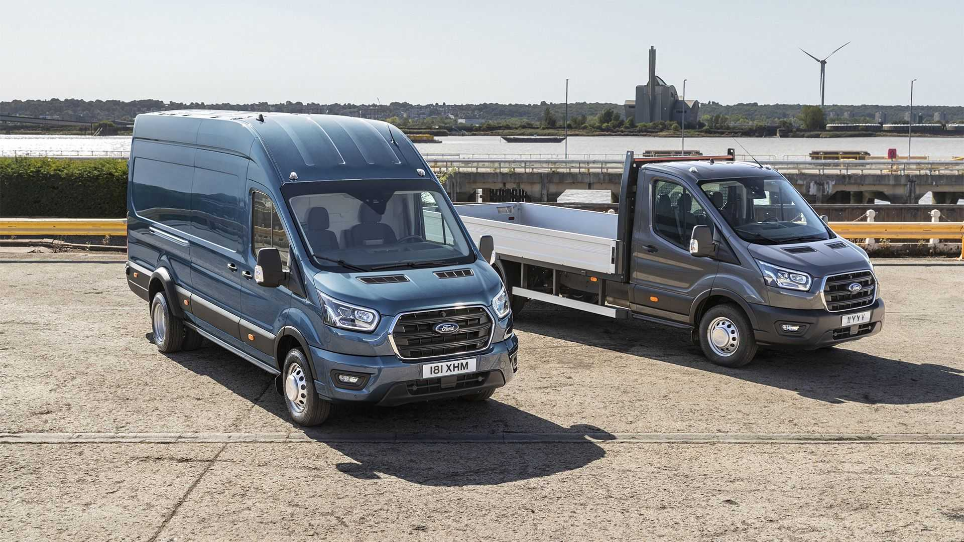 Nuovo Ford Transit 5 tonnellate